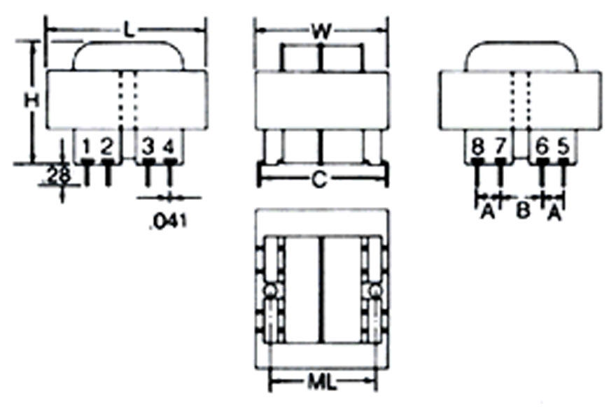 Mci Series Diagram Large