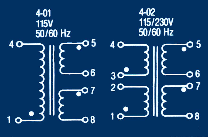MCI 4-01/4-02 Series