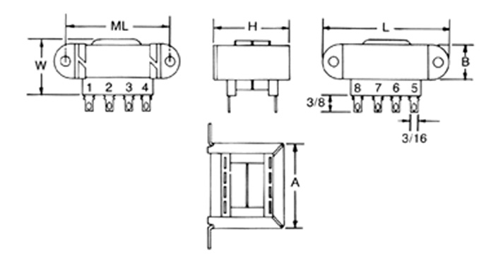 MCI 4-06/4-07 Series  Diagram