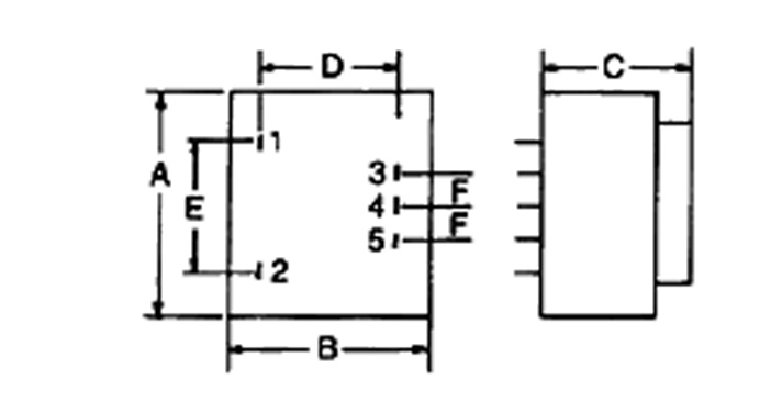 MCI 4-11/4-12 Series  Diagram