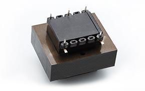 MCI Transformer Corporation 4-41/4-42 Series PC mount transformer
