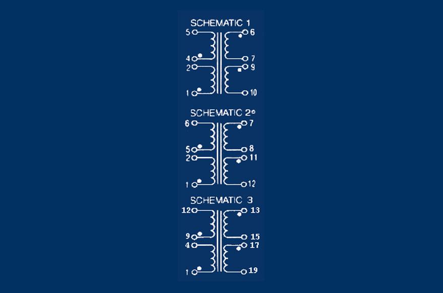 MCI 4-49 Series  Polarity Schematic