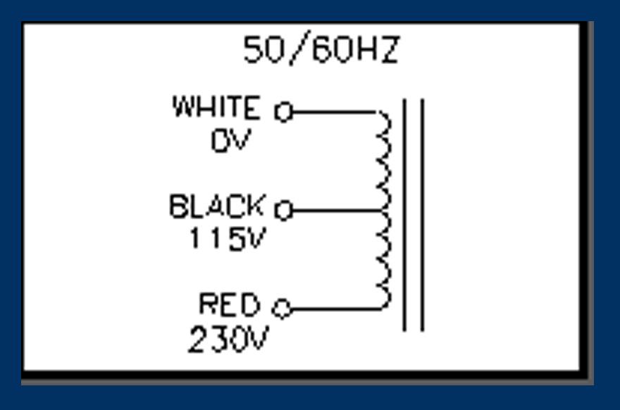 MCI 4-52 Series  Polarity Schematic
