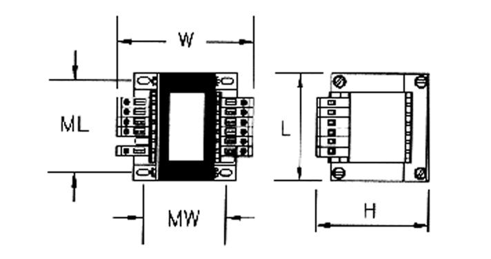 MCI 4-54 Series