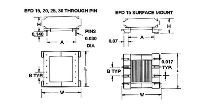 MCI 4-82 Series  Diagram
