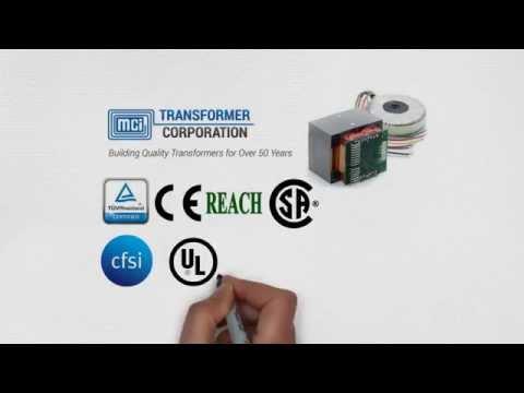MCI Transformer informational video