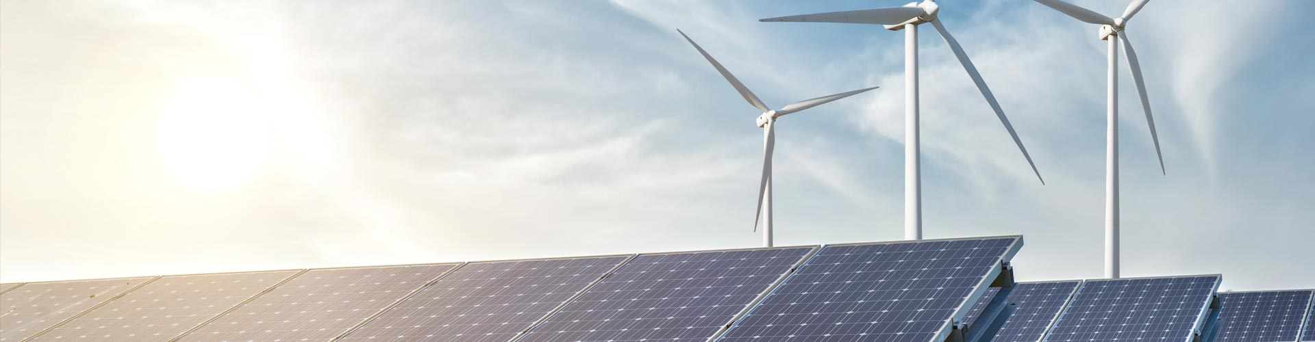 Wind and Solar Power - MCI Transformer components can be found in magnetics for EV chargers, solar and wind power systems, and other green energy initiatives.