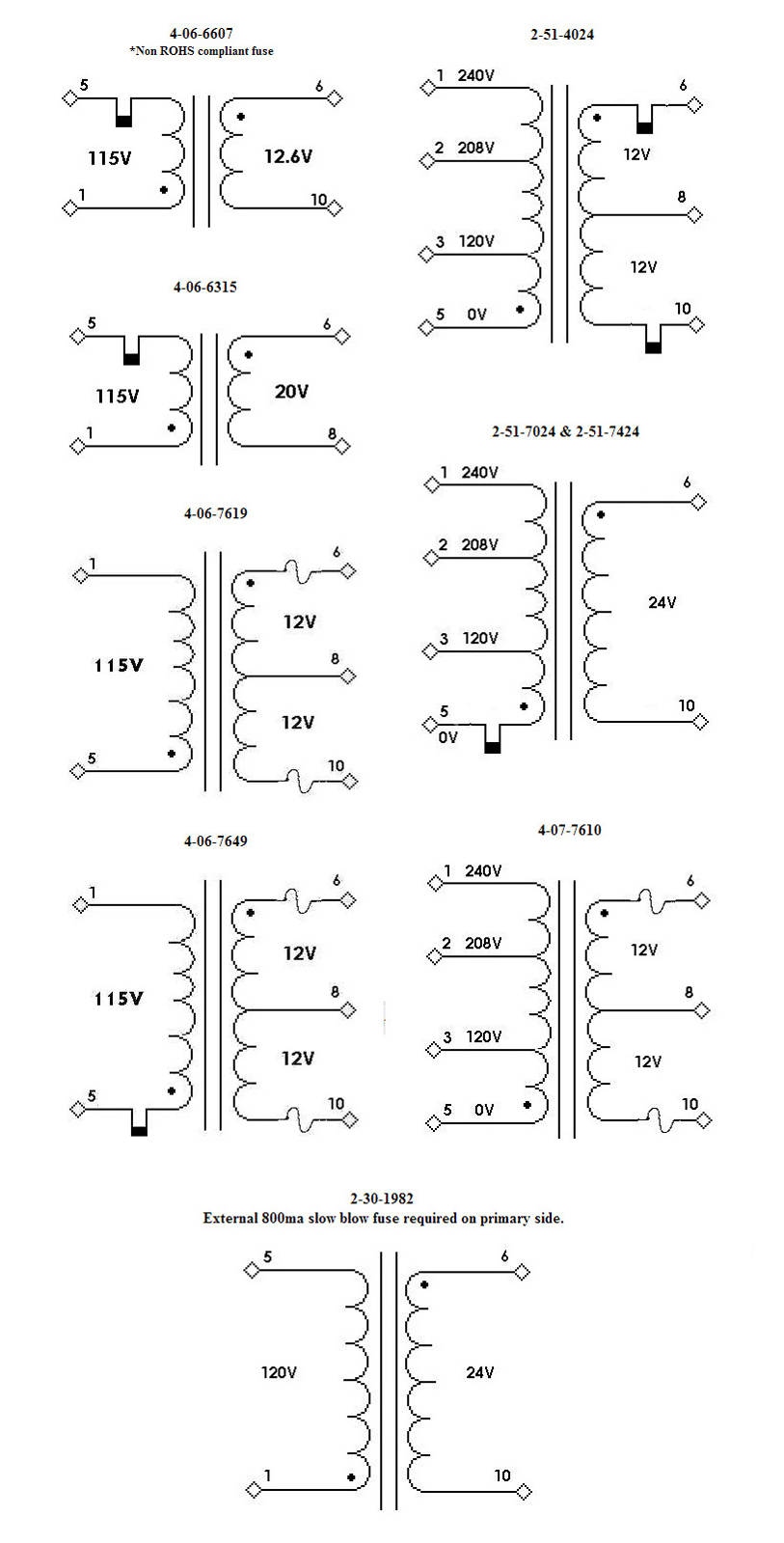 4-06-4-07-2-51-Series-Polarity-Schematic  L Wiring Diagram on